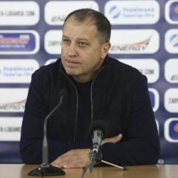 Юрий Вернидуб: «Я как тренер, не смог сделать все для того, чтобы мы выступили лучше»
