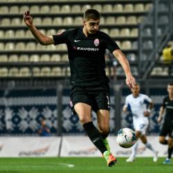 Филипп Будковский: «Первый тайм нам удался, а вот во втором игра пошла по-другому»